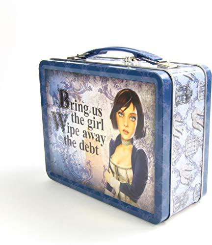 BioShock Infinite Elizabeth Tin Lunchbox (Bioshock Infinite Best Game Ever)