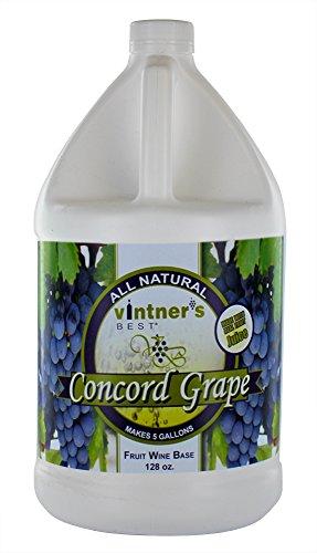 concord wine kit - 1