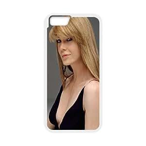 iPhone 6 Plus 5.5 Inch Cell Phone Case White Ellen Pompeo K1A6XW