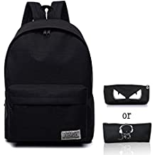 School Bag Canvas Book Bag School Backpacks for boys girls