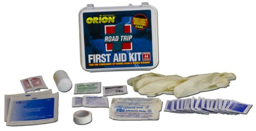 Orion Safety Products 8044 Road Trip First Aid Kit