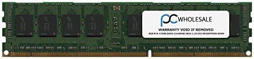 - HP Compatible 8GB PC4-17000 DDR4-2133MHz 1Rx4 1.2v ECC Registered RIMM (HP PN# 752368-081) (Certified Refurbished)