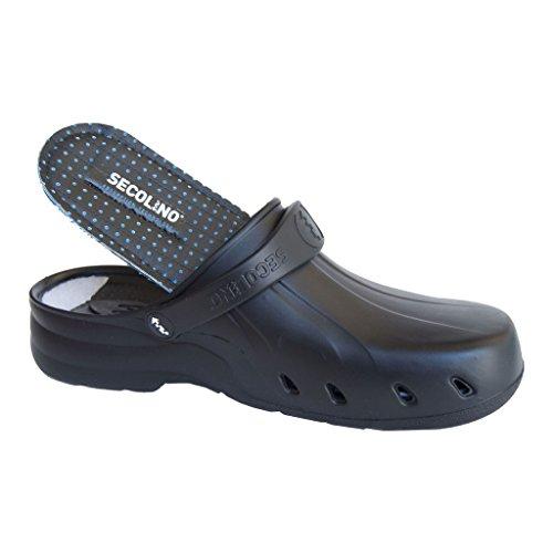 Black Shoe Shoe Black Secolino Black Shoe Clog Secolino Clog Clog Secolino Secolino ZCRCYq