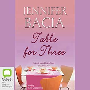 book cover of Table For Three