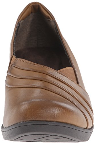 Hush Soft Kambra Tan Loafer Slip On Women's by Style Puppies FTwTrBE