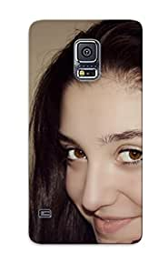 QpyDbeW10718dVtrR Case Cover Protector Series For Galaxy S5 Aliya Mustafina Case For Lovers
