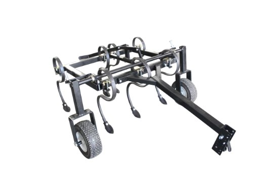 48'' ATV Tow-Behind Cultivator by Field Tuff