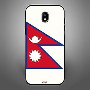 Samsung Galaxy J4 Nepal Flag
