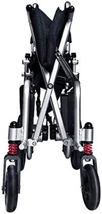 実用的 障害者や高齢者のモビリティの6AHリチウムイオン電池、ウルトラポータブル折り畳み式の電源立ち乗りスクーター議長と軽量折り畳み式電動車椅子、 福祉