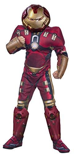 Hulkbuster Halloween Costume (UHC Boy's Avengers Hulkbuster Outfit Child Fancy Dress Halloween Costume, Child L (12-14))