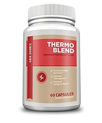 Gaia Source Thermo Blend - Designed for Weight Management