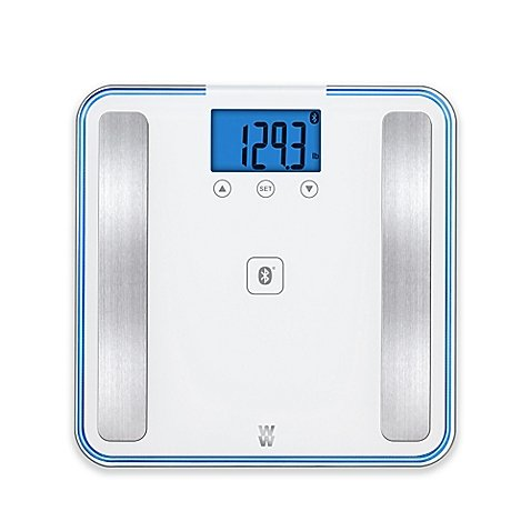 Weight Watchers by Conair Body Analysis Bluetooth Digital Bathroom Scale