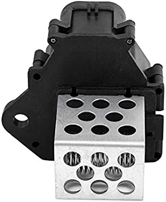 EBTOOLS Resistencia del motor del ventilador, Negro + Calentador ...