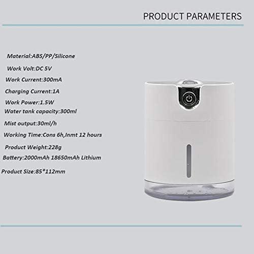 Water Pattern Wireless Air Humidifier Ultrasonic USB