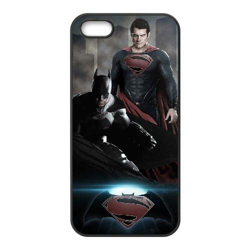Superman Vs Batman HY73GX7 coque iPhone 5 5s téléphone cellulaire cas coque I1XE8K9LC