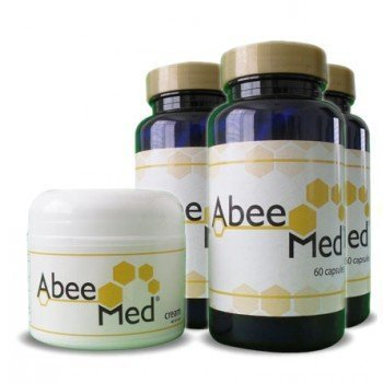 Abeemed Natural Apitherapy Bee Venom Therapy 3 bottles + free Cream by Mall On TV