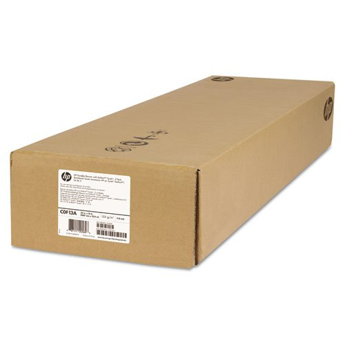 HP - Durable Banner Tyvek, Matte, 133 g/m2, 42'' x 75 ft, White, 2 Rolls/Pack C0F13A (DMi PK by HP