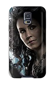 Protection Case For Galaxy S5 / Case Cover For Galaxy(artistic Sherlock Holmes Game Of Shadows )