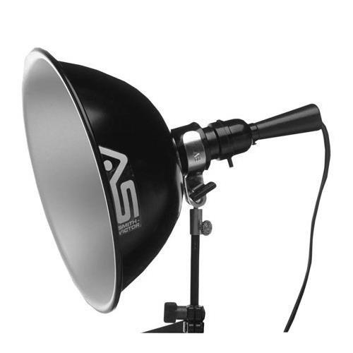 Smith Victor Lamps - Smith Victor Adapta-Light A10UL 250 Watt Tungsten Flood Light with 10