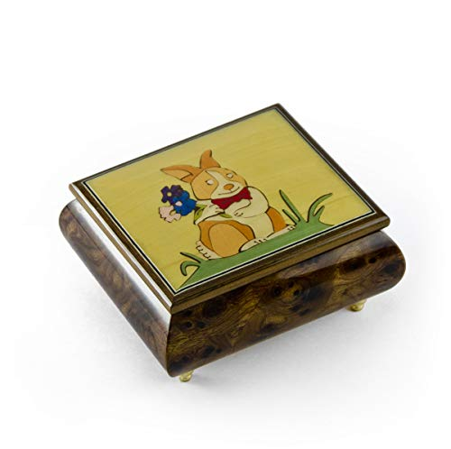 - Bunny Boy Astonishing Music Jewelry Box - Over 400 Song Choices - Ma'oz Tzur, Rock of Ages (Jewish Version)