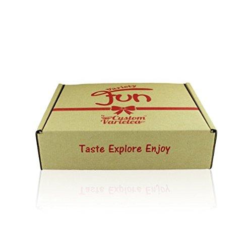 Healthy Nuts & Bars Variety Snacks Pack (30 Count) by Custom Varietea (Image #1)'