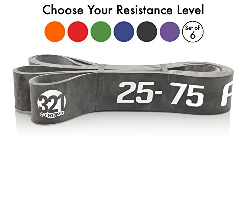 Band Press (Exercise Resistance Bands - Level 5)