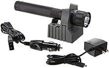 Streamlight 75866 Stinger DS LED Flashlight, 120V AC/12V DC Steady Charger and 1 Holder -425 Lumens