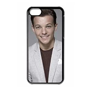 iPhone 5C Cell Phone Case Black Louis Tomlinson ATF023831