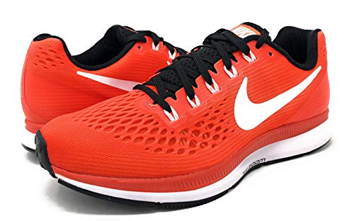 Nike Womens Air Zoom Pegasus 34 TB Running Shoe Team Orange/White-Black Size 6 M US by Nike (Image #6)