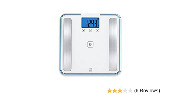 Amazon.com: Weight Watchers Digital Bathroom Scale (Body ...