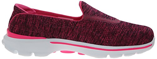 Zapatillas Skechers Performance Para Mujer Walk 3 Renew Slip-on Walking Pink
