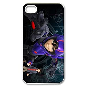 Big Hero 6 YT0065184 Phone Back Case Customized Art Print Design Hard Shell Protection Iphone 4,4S