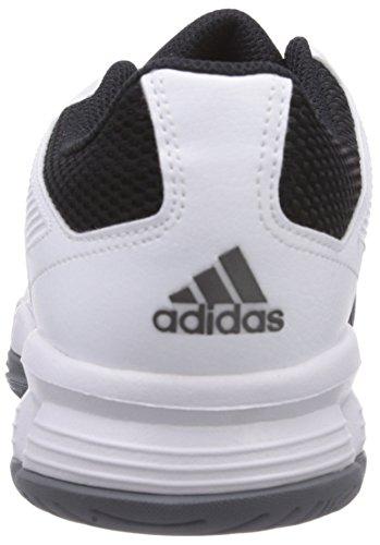 Homme Barracks iron F10 S15 Adidas Basses White Grey Met Baskets Blanc vista ftwr xIxC8Owq