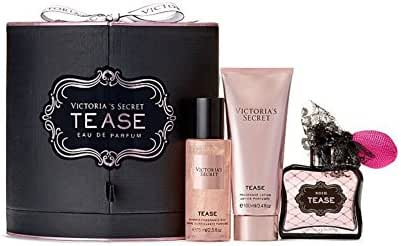 Tease Signature Fragrance Perfume Lotion 3PC Gift Set
