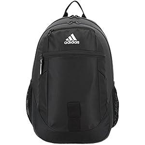 adidas Foundation III Backpack, Black, One Size