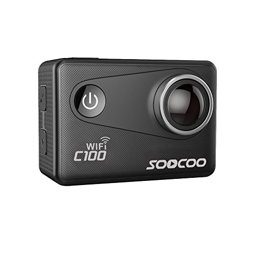 SOOCOO C100 Full HD 4K Wifi Action Sports Camera Built-in Gyro with GPS Extension(GPS Model include) ultra HD 20MP screen HDMI Action Cameras SOOCOO