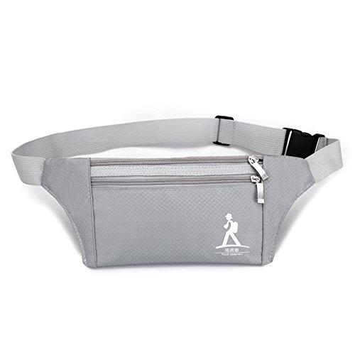 Schlank persönliche Taschen unsichtbaren Sicherheits Sport