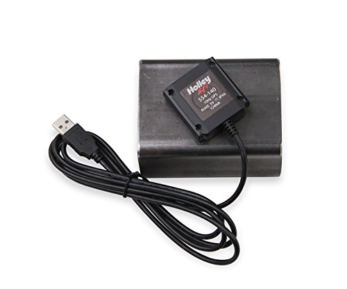 Holley EFI 554-140 GPS Digital Dash USB Module 46 in. USB Cable Provides Real Time Speedometer Output For Use w/PN[553-106/553-109] GPS Digital Dash USB (Sinking Output Module)