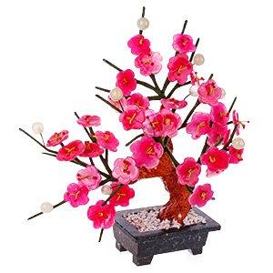 Feng Shui Gemstone Sakura Bonsai (Sakura Gemstone)