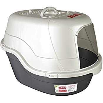 Nature's Miracle Advanced Hooded Cat Litter Box (P-96951)