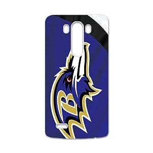 Baltimore Ravens Fashion Comstom Plastic case cover For LG G3