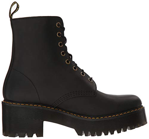 black Femme Hi Shriver 001 Black Bottines Dr Martens Wyoming qgxYwwp