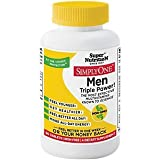 Super Nutrition SIMPLY ONE MEN NO IRON Tablets by SuperNutrition