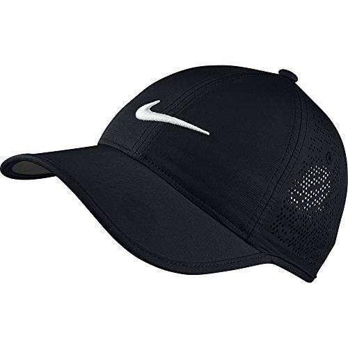 Nike Women's Perf Golf Cap (Black) Adjustable
