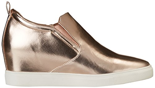 Madden Girl Women's Pepe Sneaker Rose Gold cheap USA stockist clearance excellent outlet store sale online Phl8N
