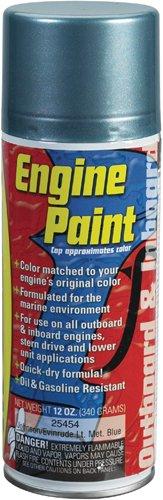 Moeller Engine Spray Paint, White