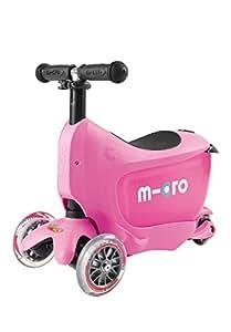 Micro Mini 2-Go Kick Scooter (Pink)
