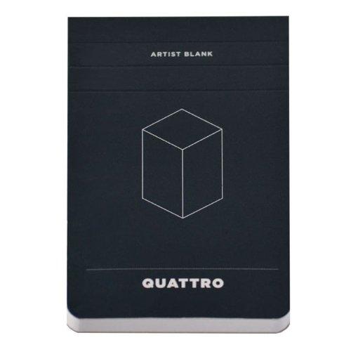 Global Art Materials Quattro Artist Sketch Notebook, 3-1/2