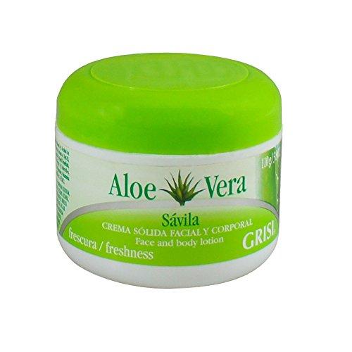Grisi (Savila) de l'Aloe Vera hydratant beauté crème 3,8 oz