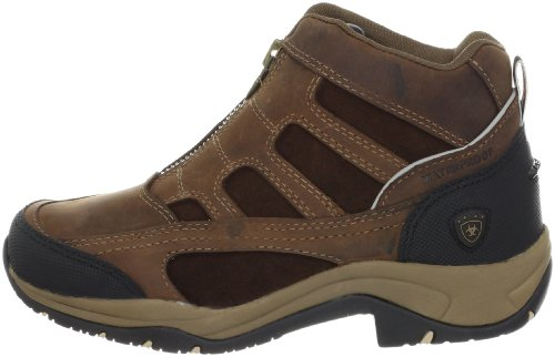 ARIAT Damen Reitschuhe TERRAIN ZIP H2O Distressed Brown (Braun)